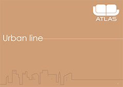 Urban Line Catalogue